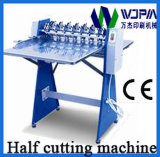 Automatic High Speed Self-Adhesive Half-Cutting Machine