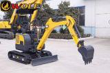 1.6t Mini Hydraulic Excavator