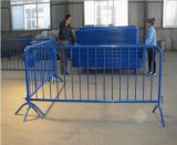 Removable Road Crowd Control Barricade/Metal Crowd Control Barrier