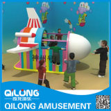 High Quality Indoor Playground Electric Plane (QL-3007D)