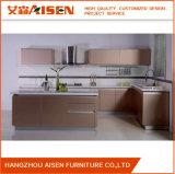 Small and Economic Design Modular Lacquer Kitchen Cupboard