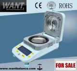 Fast Heat Moisture Halogen Meter
