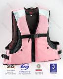 Boating Safety Adult Neoprene Inflatable Life Vest (QK-LJ-01)
