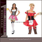 Wholesale Sexy Beer Maid Fancy Bavarian German Costumes (8926)