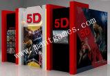 Hot Sale 3D/4D/5D/6D/7D/9d Virtual Reality Cinema