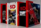 Sale quente 3D/4D/5D/6D/7D Cinema Simulator