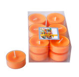 Color Scented Promoting Tealight Candle Manufactures