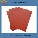Silicone Rubber Coated Fiberglass Cloth