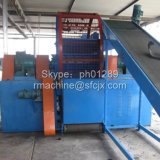 Automatic Rubber Powder Production Line, Whole Tyre Shredder