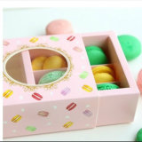 Cute Design Fashion Paper Flower Box Food Box