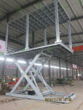 Hydraulic Submersed Car Lift Platform with CE