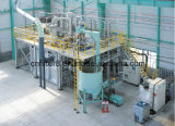 Black Engine Oil Recycling System to Yellow Base Oil (EOS-10)