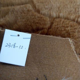 Wholesale Polyester Brushed Faux Fur Fabric Long Plush Fabric