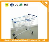 Metal and with Different Style Supermakket Shopping Trolley