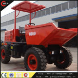 Md10 South America Mini Site Truck with Dumping Bucket