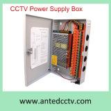 18 Channel CCTV Camera Power Supply Box 12V-30A-18CH 360W