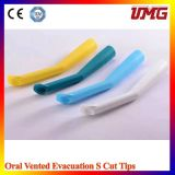 Dental Disposable Combo Hve Vented Evacuator Suction Tips