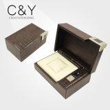 Luxury Packaging PU Leather Watch Display Box