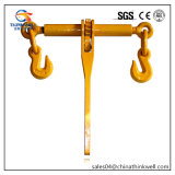 Yellow Painting Alloy Steel Forged Rachet Load Binder