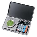 AAA Battery Jewelry Scale (XF-DP01)