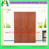 3 Doors Wooden Wardrobe