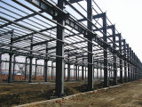 Prefabricated Steel Construction Buildings for Workshop