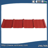 View Color Coated Roofing Sheet
