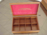 Tea Bag Wooden Box (TB-01)