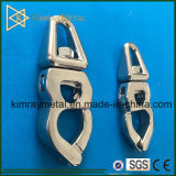 304 and 316 Stainless Steel Swivel spring Snap Hook