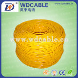 Factory Price Cat 6 UTP 0.5mm/23AWG Cable