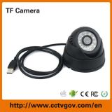 Indoor CCTV Security Dome Camera with Micro SD Card Recording