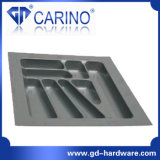 (W592) Plastic Cutlery Tray, Plastic Vacuum Formed Tray