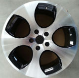 Car Alloy Wheels with Jwl Via