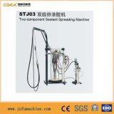 Two Component Sealant Spreading Insulating Glass Machine