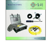 Pipeline Camera, Pipe Camera, Sewer Inspection Camera with Meter Counter (V10-3188KC)