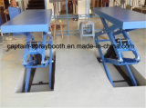 Scissor Car Lift Inground Type