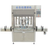 Automatic Piston-Type Liquid & Paste Filling Machine (GH-2406)