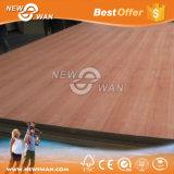 Natural or Engineered Fancy Wood Veneer Laminated MDF