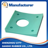 Factory Supply Colourful Square Shaped Rubber Gasket