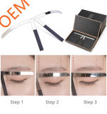 Label Microblading Permanent Makeup Golden Measure Tool