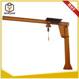 High Quality 3 Ton Overhead Crane Bzd Electric Slewing Jib Crane