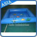 Small Inflatable Square Shape Pool for Kids Swimming, Kids Pool for Rent, Pool Price
