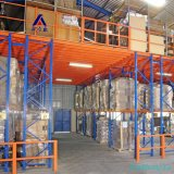 High Quality Factory Price Customized Warehouse Storage Indoor Use Steel Heavy Duty Industrial Mezzanine