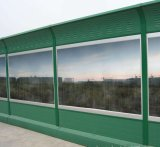 Galvanized Steel Sheet Acoustic Highways Noise Barriers