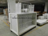 Multifunctional Metal&Wood Display Stand for Accessories and Garment