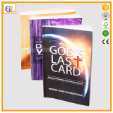 High Qaulity Softcover Book Printing Service (OEM-GL015)