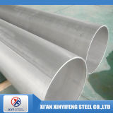 Ss201 304 316 Stainless Steel Round Pipes Tube