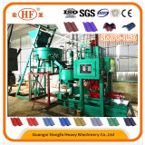 Construction Cement Roof Tile Seal Tile Forming Machine
