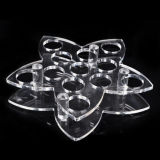 Five-Pointed Star 12 Hole Cup Holder Acrylic Cup Holder