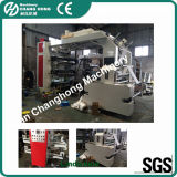 Cj886 Series 6 Color High Speed Flexographic Printing Machine